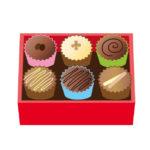 チョコレート箱