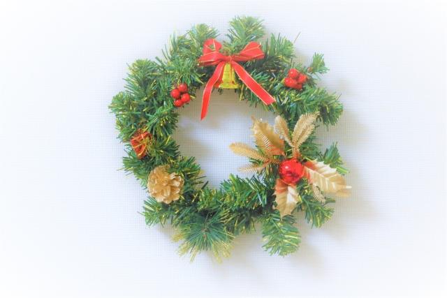 クリスマスリース5