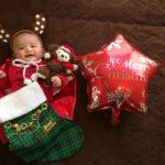 赤ちゃんクリスマス